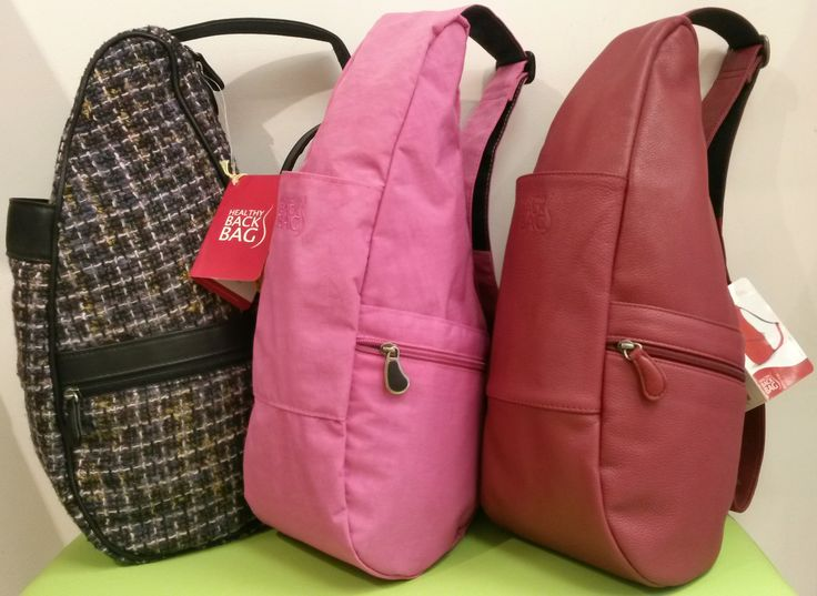 #HealthyBackBag - a practical & thoughtful #Valentinesgift - in loads of great colours!