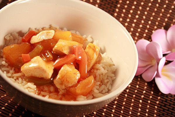 ... Pineapple Chicken Recipes, Chicken Clean, Crockpot Pineapple, Cooker