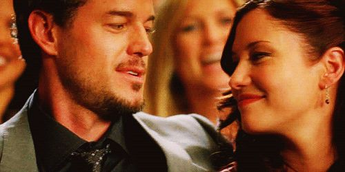 """A happy ending for Mark and Lexie. 