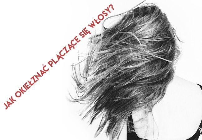 Plączące się włosy? To problem wielu z nas. Sprawdź, jak możesz sobie z tym poradzić.