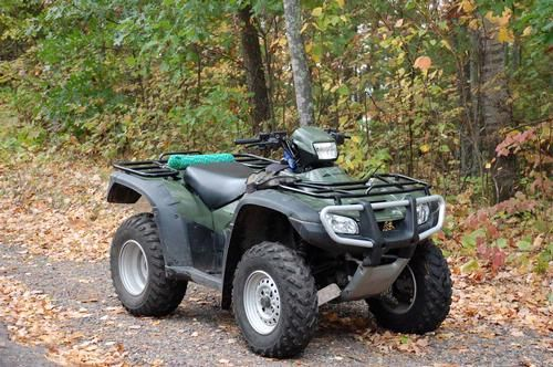 24 Best Images About Honda Fourtrax Foreman Rubicon 2005