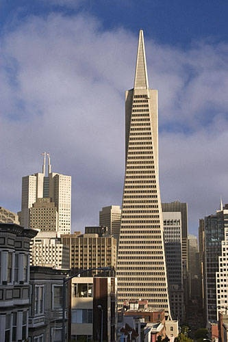 Transamerica Building, San Francisco, I worked in that buildingSanfrancisco Commun