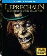 LEPRECHAUN COLLECTION EDITION BLU-RAY