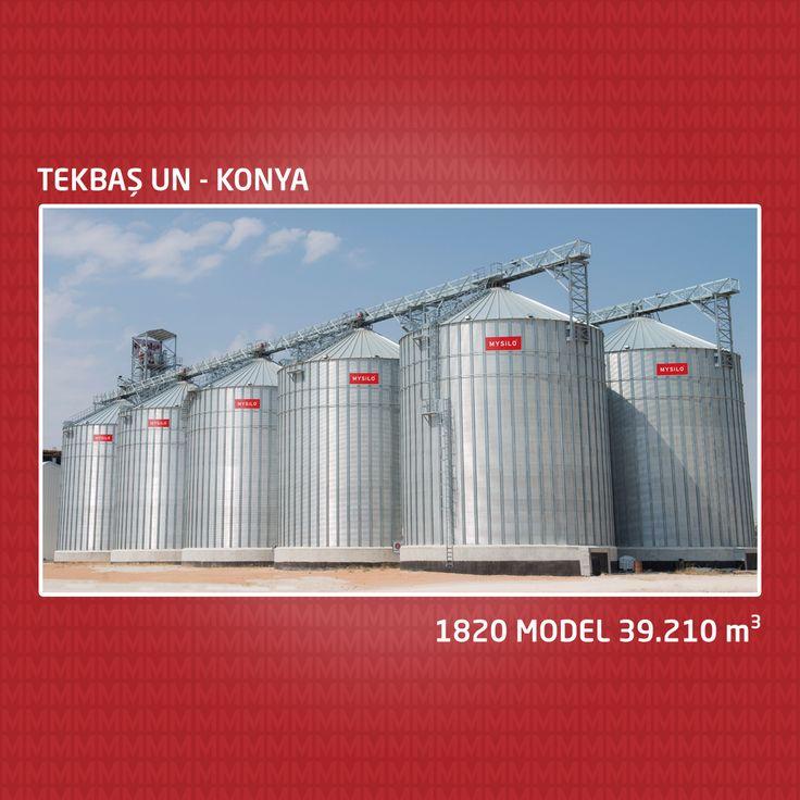 El mayor productor de silos de Europa Mysilo !