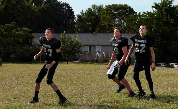 Home-schooled Central Panthers football team prepares for its first test : News