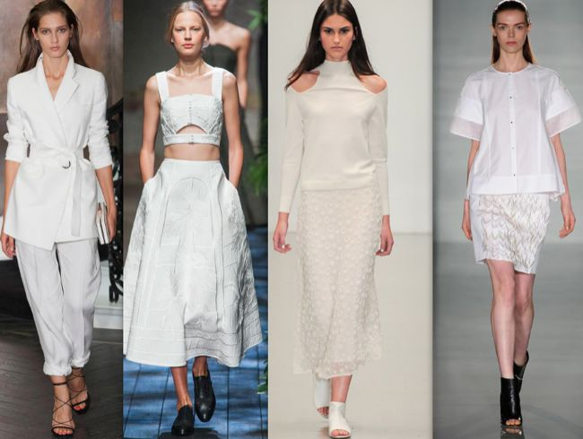 Las 10 tendencias de la Semana de la Moda de Londres para la primavera-verano 2015