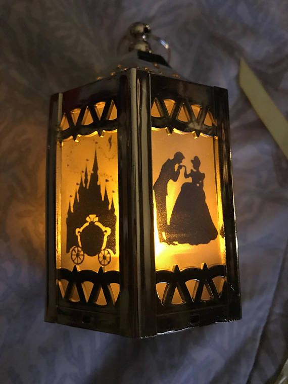 Light Your Way With These Mini Lanterns Inspired by Disney Favorites