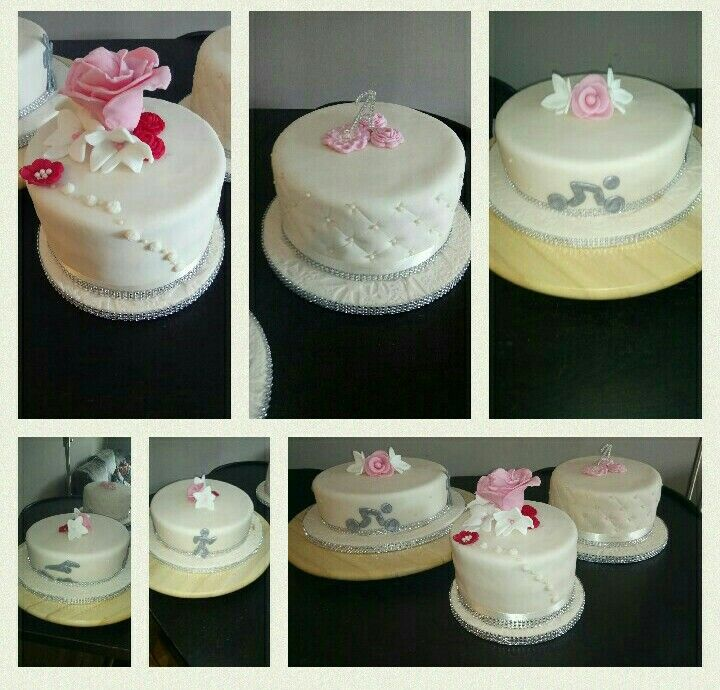 Wedding cake #triathlon #cake #quilted #weddingcake