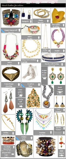 25 Great Fashion Jewelries