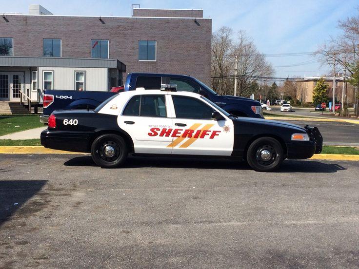 Suffolk County Sheriff's Cruiser, Suffolk County, NY