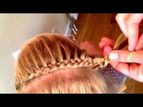 Haarband Vlecht / Hair Band Braid - YouTube