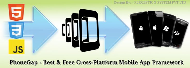 PhoneGap - Best & Free Cross-Platform Mobile App FrameworkBest and free open source cross-platform framework, PhoneGap allows users to create an ample of mobile applications with the help of standardized web APIs for the platforms for which they cared. Currently, PhoneGap is the most popular open source framework that used to build cross-platform mobile applications. The developers, who are using this framework, do not have to use native language to develop applications as they can use