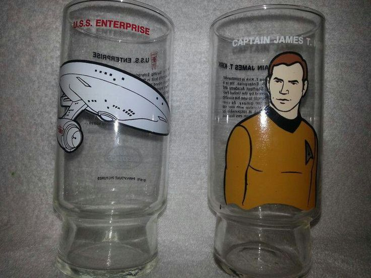 Glasses Star Trek Star Trek Collectibles Star Trek