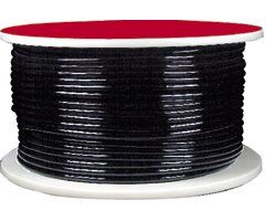 Tsunami by Metra 75' Premier Series Power/Ground Cable - Black - 4 Gauge Oxygen free copper strands.  #Metra #Car_Audio_or_Theater