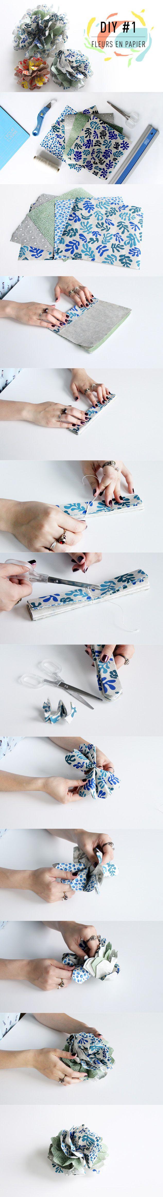 L'Éclat de Verre Encadreur - Créateur vous propose une série de DIY pour apprendre à réaliser des fleurs en papier ! Pour ce DIY#1 réalisez une pivoine ! Rendez-vous sur le blog pour plus d'explications http://www.eclatdeverre.com/diy-1-fleurs-en-papier-la-pivoine/ #eclatdeverre #diy #fleur #papier #tuto