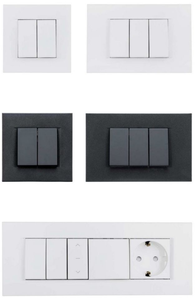 die 25 besten ideen zu lichtschalter auf pinterest. Black Bedroom Furniture Sets. Home Design Ideas
