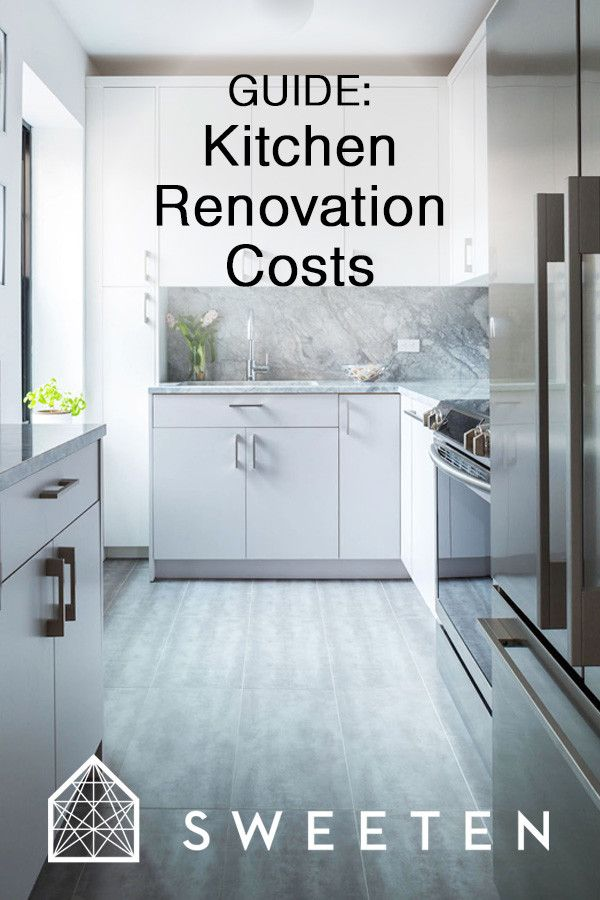 Read Our Guide On Kitchen Renovation Costs To Find Out How Plan Your Budget