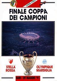 Champions_1991_cartel