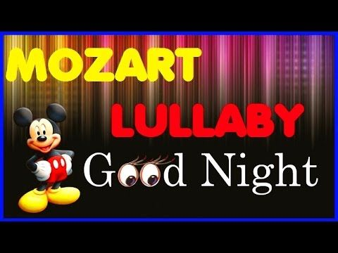 5 Hours LULLABY MOZART: Baby Sleeping Music, Bedtime Music, Baby Sleep by Baby Relax Channel - YouTube