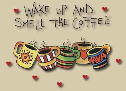 Morning Coffee Clip Art   bebette   The aroma! Cafe ...