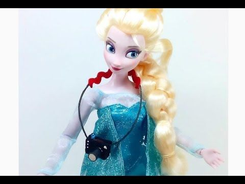 Фотоаппарат для куклы / Camera for doll / ПОДЕЛКА
