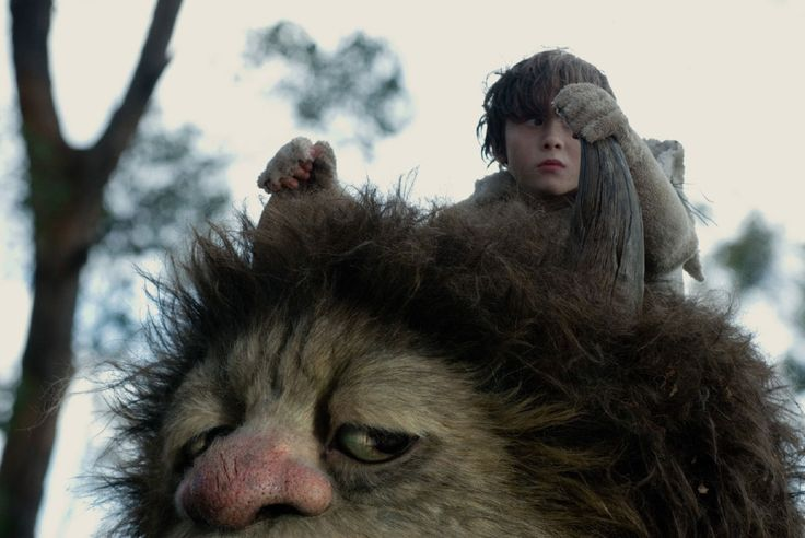 Donde viven los monstruos (Where the wild things are, 2009, Spike Jonze): mea culpa