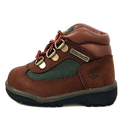 Timberland Field Boot Td Toddler 16837 Brown Waterproof Boots Shoes Baby Sz 5