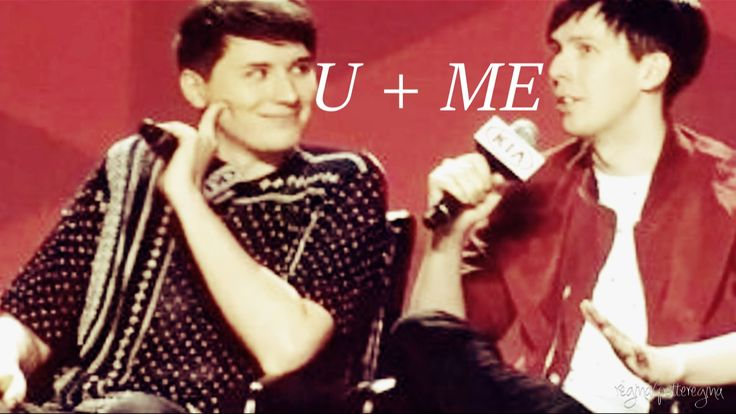 ''I'm phil trash number one'' | dan and phil