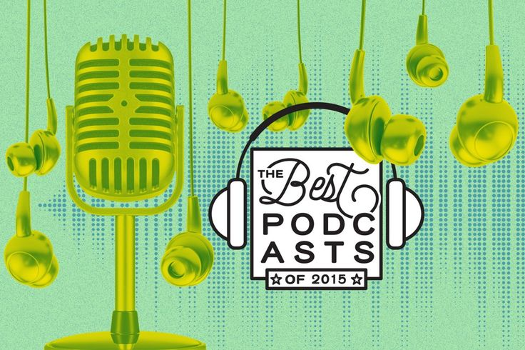 Beyond 'Serial': The 50 Best Podcast Episodes of 2015 - The Atlantic