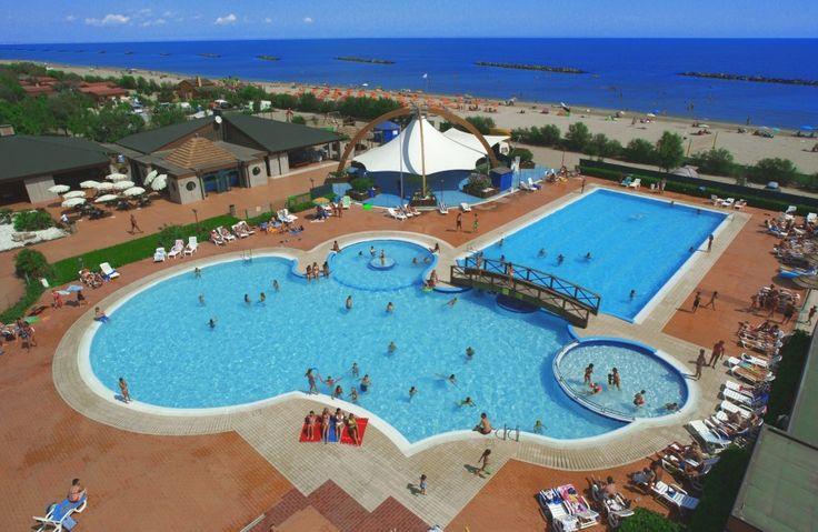 Camping Spiaggia e Mare, Venetië - Bungalowtenten en stacaravans van alle aanbieders Boek je op CampingScanner.nl