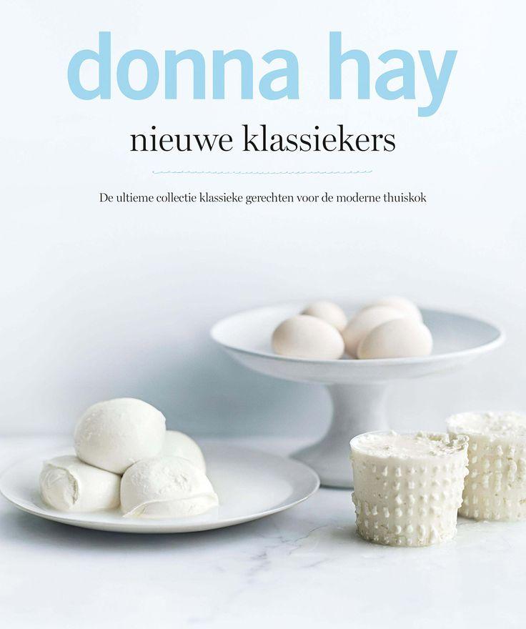kookboek, donnahay, donna, klassiekers, 9789000335268, kookbijbel