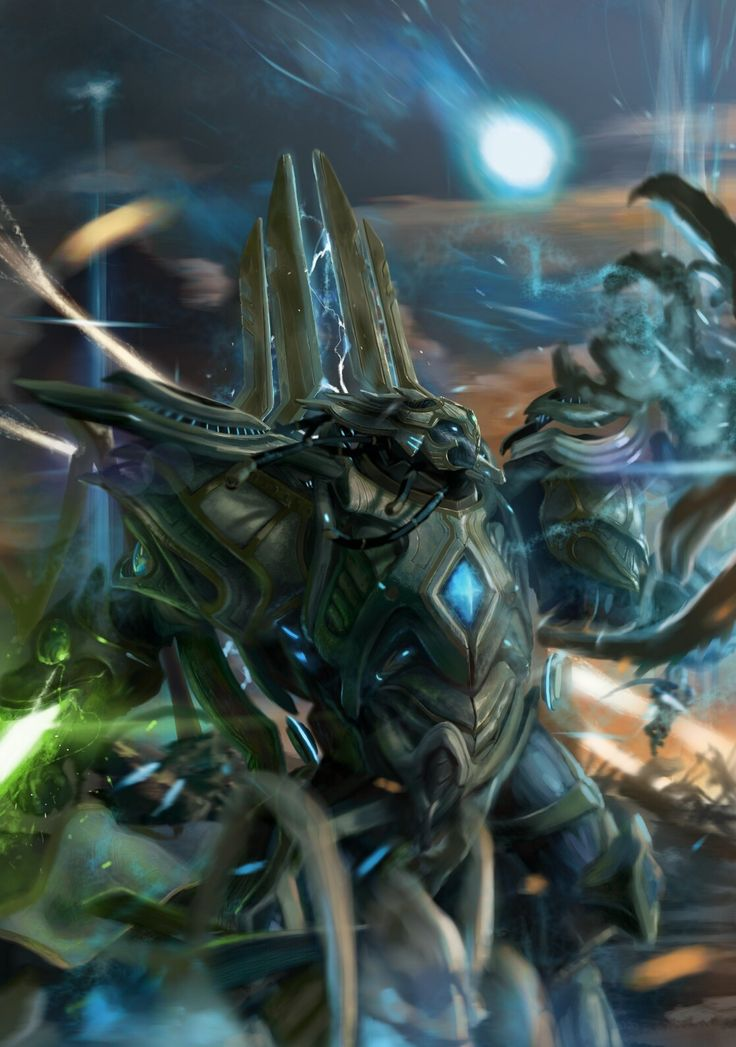 Artanis . Most awesome character ever.
