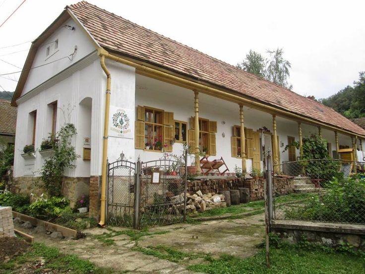 Óbányai parasztház, Hungary