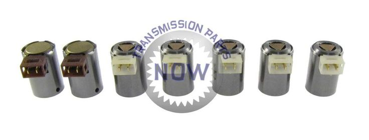 01M 01P Transmission Solenoid Kit Set VW JETTA Eurovan 95-04 01M O1M NEW 75420K #AftermarketProducts