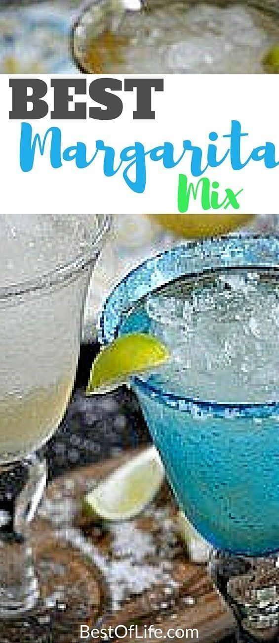 Who wants to spend a half hour squeezing fresh limes and get enough juice for two drinks?  With this best margarita mix you don't have to sacrifice time or add extra calories. via @AmyBarseghian