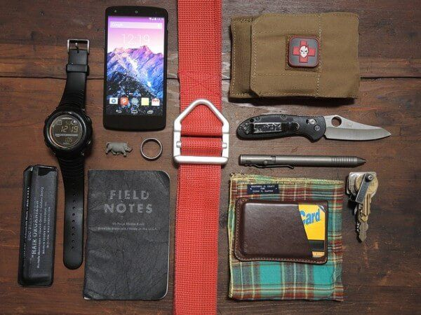 Everyday Carry Gear (EDC) List & Considerations