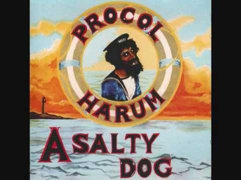 "A Salty Dog (Procol Harum) Sigla finale della trasmissione ""Avventura"""