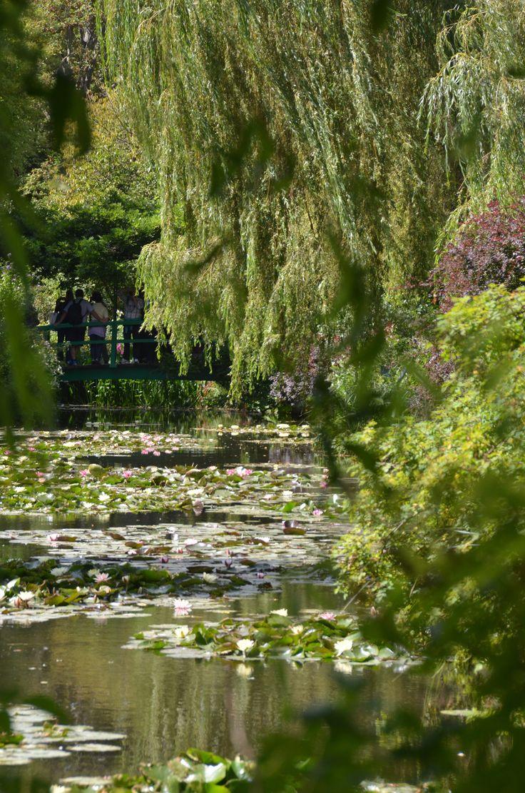 La maison de Monet à Giverny (les jardins) Photo Stéphane Morin