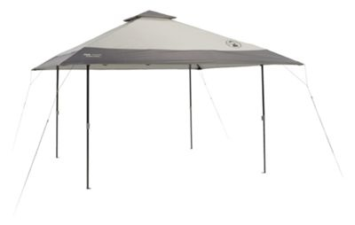 Led Lighting: Coleman Instant Canopy With Led Lighting System
