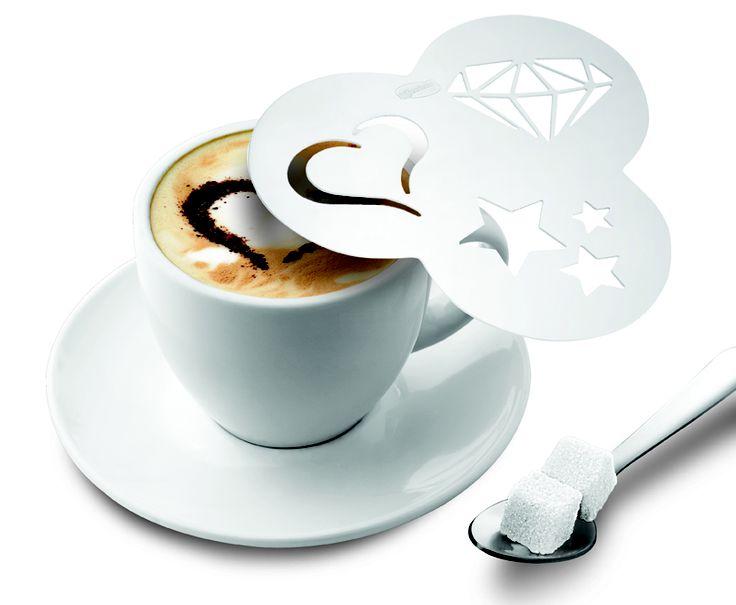 Decoratutto #igenietti Per decorare con simpatici disegni cappuccini, torte ecc.