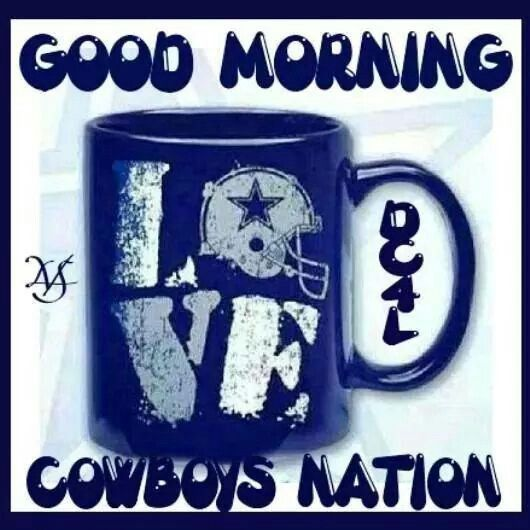 Sunday Night Football Quotes: Good Morning Cowboys Nation