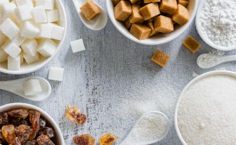 Všetky druhy cukru