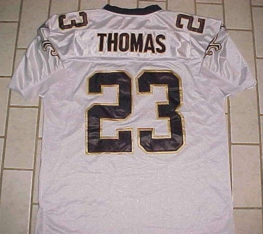 low priced 1c7be 8e8c7 Super Bowl XLIV. New Orleans Saints. Pierre Thomas #23 ...