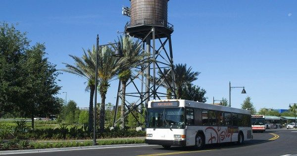 Disney Buses are one of the biggest modes of transportation around the Walt Disney World Resort. The Disney bus system transports guests to all theme parks, Disney Springs, all resorts, and more. Disney Bus Schedule Disney Buses hours are based on the Disney... #disneybus #disneytransportation