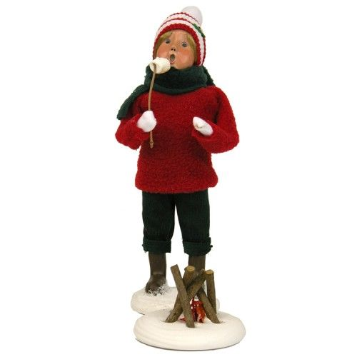 Vintage 1987 Buyers Choice Carolers Boy Girl Christmas: 17 Best Images About Carolers On Pinterest