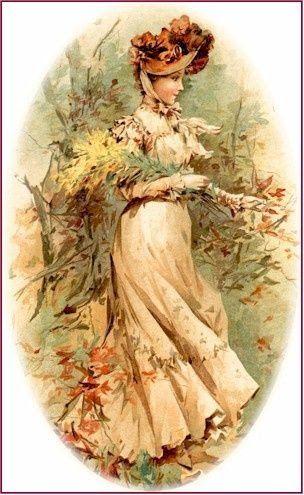 O Tapete Vermelho da Imagem: Images' Red Carpet: Dama de Outono / Autumn Lady