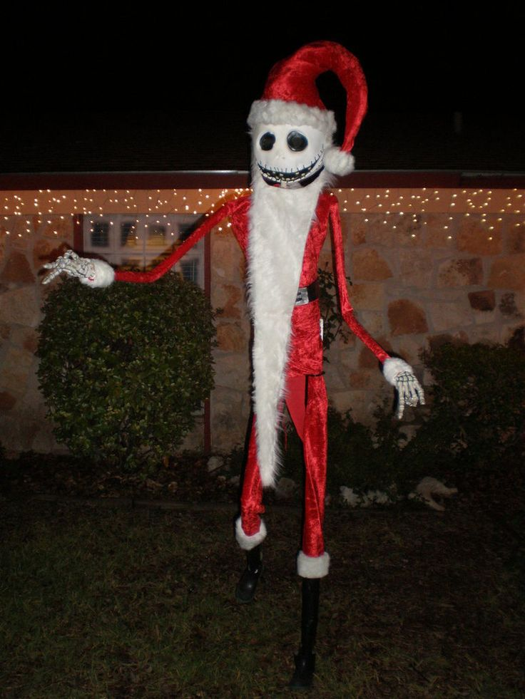Sandy Claws Jack | The Holiday Season | Jack skellington ...