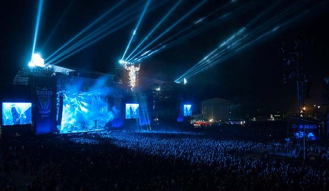 Wacken Open Air (W:O:A) is a summer open-air heavy metal music festival. It takes place annually in the small village of Wacken in Schleswig-Holstein, northern ... Get more information about the Wacken Open Air 2017 on Hostelman.com #event #Germany #music #travel #destinations #tips #packing #ideas #budget #trips #festival #wacken #open #air #2017