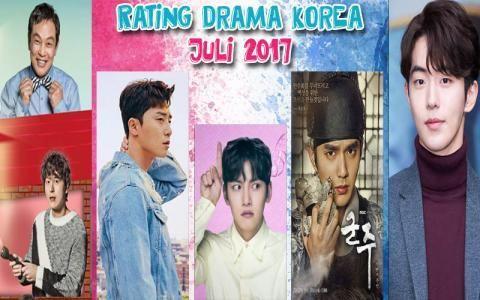 Rating Drama Korea Terbaru Juli 2017    - http://bit.ly/2vkPJa0