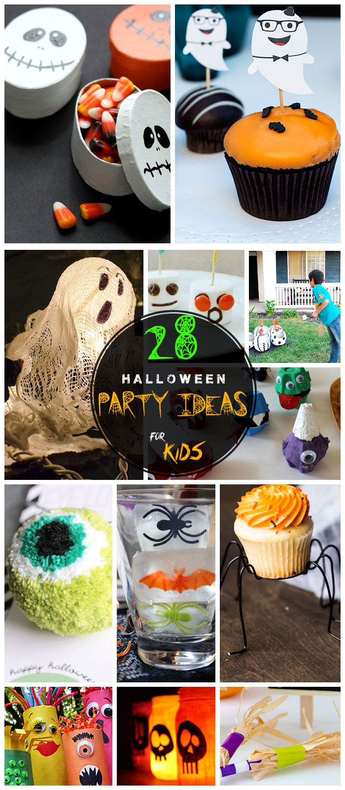 97 best Halloween Party Ideas images on Pinterest